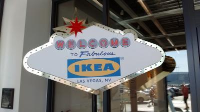 ベガスの新しいもん 2016年5月編②     ~IKEAが10年かけてようやく来た~