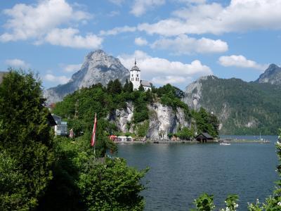 2016年 ドイツ・オーストリア旅行 グルンドル湖、ハルシュタット湖、トラウン湖