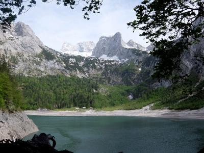 2016年 ドイツ・オーストリア旅行 ザルツカンマーグートの真珠 ゴーザウ湖と秘境ヒンターゴーザウ湖