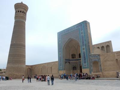 ウズベキスタン2016GW旅行記 【10】ブハラ4