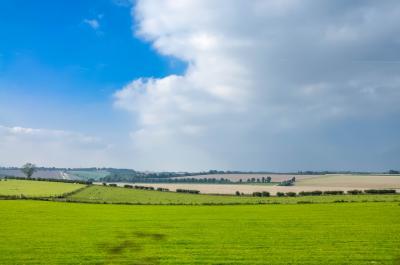 イングランド西部の旅