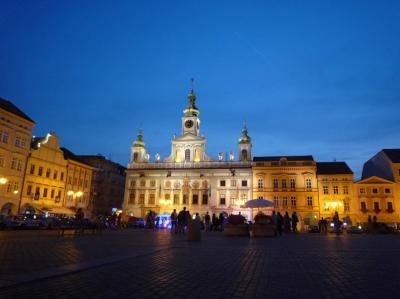 スイス~チェコ~オーストリアの旅⑩ ~チェスケー・ブデヨビッツェ~
