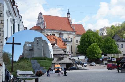ポーランドで最も美しい村カジミエシュ・ドルヌィ
