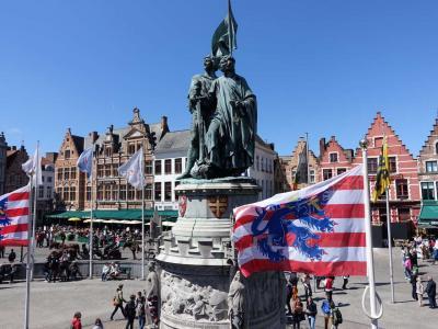 オランダ・ベルギー・ドイツを巡る旅⑦(ブルージュ編)