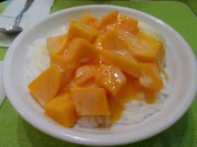 2016年6月 「冰讃」の「芒果雪花冰」を食べるためだけに、初台湾