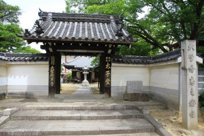 聖徳太子ゆかりの寺社大聖勝軍寺、玉造稲荷神社を訪ねて。 それから龍田神社へ行く予定が龍田大社へ行きました。