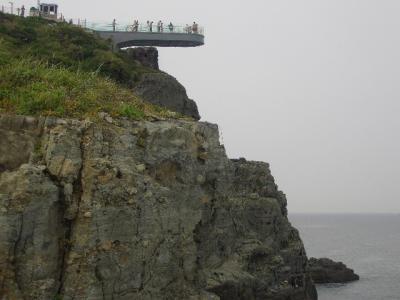 152回目訪韓は釜山2泊3日旅。チムジルバン2泊。⑧/⑨:五六島スカイウォーク~西面で夕食(2016/7/9~11)