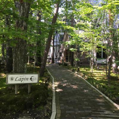 森の中のホテル 嬬恋『ラパン 森の月』で過ごす週末