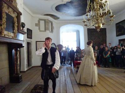 ロスキレの大聖堂~クロンボー城(デンマーク) 2016.8.16