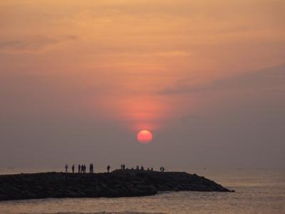 インドの最南端に行ってビール飲みたーい。という旅 2. カーニャクマリ~