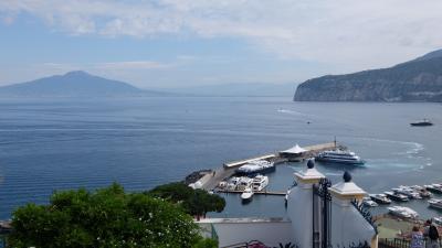 2016年 混沌と風光明媚のはざまをいく旅 南イタリア 2 ソレント