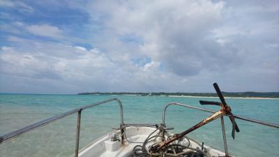 ひとりで巡る与論島_くもりのちドシャ降り、そして梅雨入り!の2−3日目。