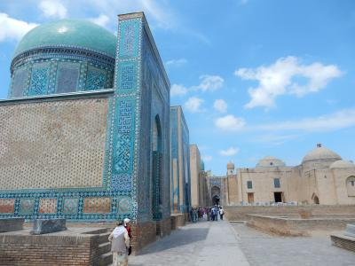 ウズベキスタン2016GW旅行記 【15】サマルカンド5