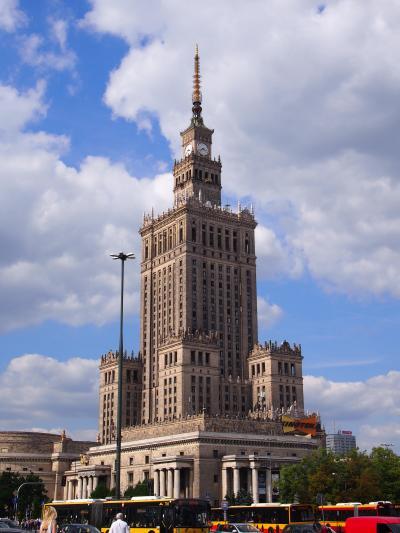 チェコとポーランド(南部中心に)15日間(②ボレスワヴィエツ、ヴロツワフからワルシャワへ)