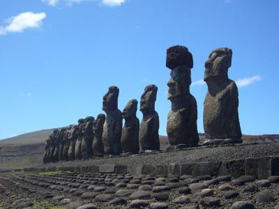 イースター島7日間の旅