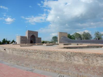 ウズベキスタン2016GW旅行記 【16】サマルカンド6
