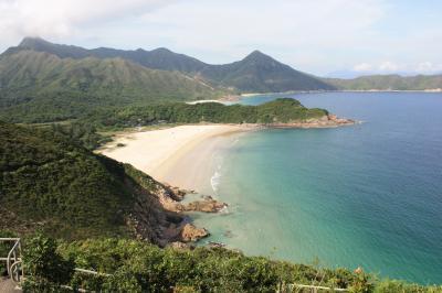 香港で海水浴、香港ビーチ特集!香港の泳ぎ方。
