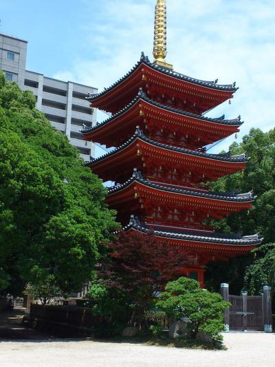 博多 祇園寺町 散策