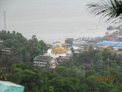 タイ・ラノーン & ミャンマー・コートーンの旅