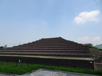 堺、土塔と方違神社
