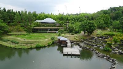 京都府精華町 けいはんな記念公園 水景園 上巻。