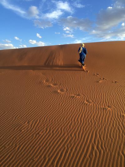ラマダン中のモロッコへ アラフォー女の一人旅(4日目)