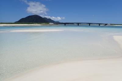 沖縄最北端の離島で綺麗な海に癒され~た~