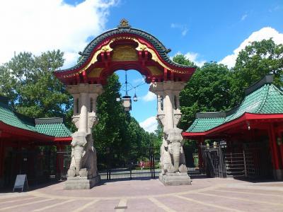 ベルリン動物館と水族館
