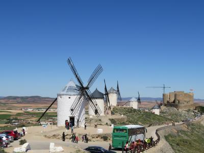 初めてスペインに行ってみた。その2 ラ・マンチャ地方