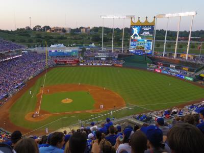 アメリカ中西部 スポーツ観戦 (MLB & NFL) の旅 (1)