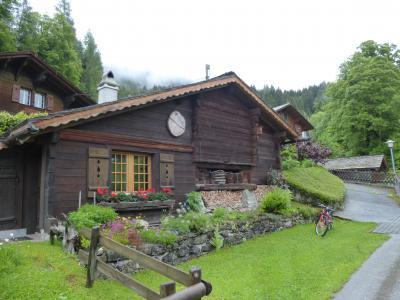 2016年6月スイス-2 雨のヴェンゲン&グリンデルワルト散歩