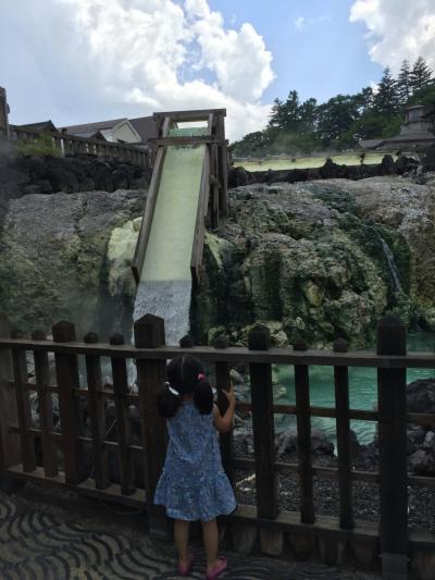 【2016・7】初夏の涼しい群馬の名湯を訪ねて・草津温泉~2日間①