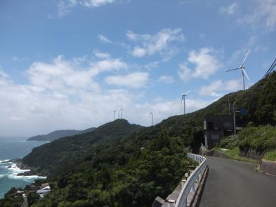 四国最西端  佐田岬ドライブ