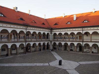 チェコとポーランド(南部中心に)15日間(⑤木造教会、タルヌフ、ザピリエそしてニエポウォミツェ古城ホテルへ)