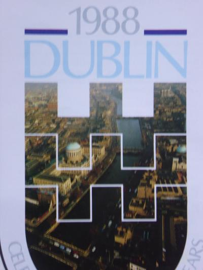 ル・アーブルからアイルランドへ 一人旅