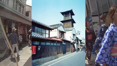 2016 北海道ツー 準備編 ?   タイヤの皮むきで、小江戸川越&朝比奈線遺構を訪ねて ^^!