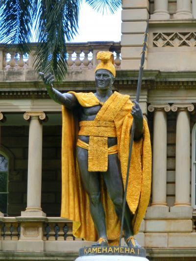 愛しのHawaii~⑥ ハワイの歴史にふれた日~『ハワイ州立美術館』・『イオラニ宮殿オーディオツア―』