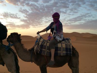 ラマダン中のモロッコへ アラフォー女の一人旅(5日目)