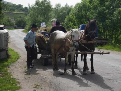 ヨーロッパの田舎 マラムレシュ地方(ルーマニア)をドライブする−その2