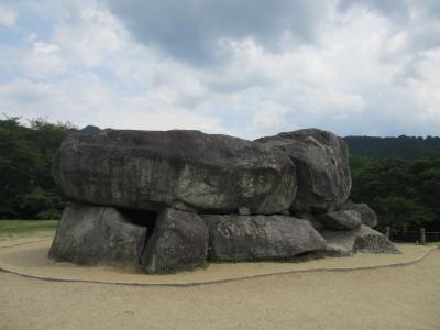 熊野古道、を全く歩かず聖地を巡る旅1 飛鳥、金峰山寺、高野山