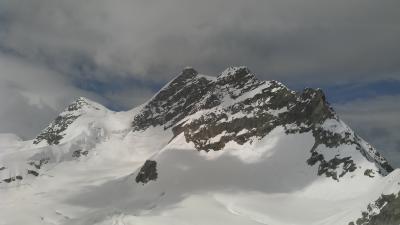 JAL利用スイス・アルプス3大名峰と東フランスの花の村・美しい村をめぐる9日間その6 ユングフラウ