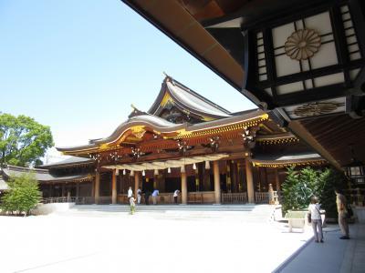 寒川(神社)さまにお参りに行ってきました・・