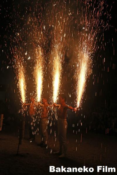 4トラ初になろう 風鎮大祭 奈良三郷町 龍田大社 これも奇祭だと思う。