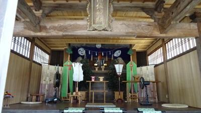 三木市観光(03) 御坂神社参拝。