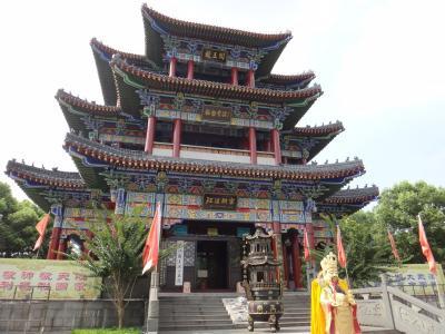 現地駐在員の中国・武漢旅行記・その4 (2016年7月10日)