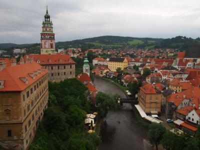 チェコとポーランド(南部中心に)15日間(⑧)ホラショヴィツェ経由でチェスキークルムロフへ