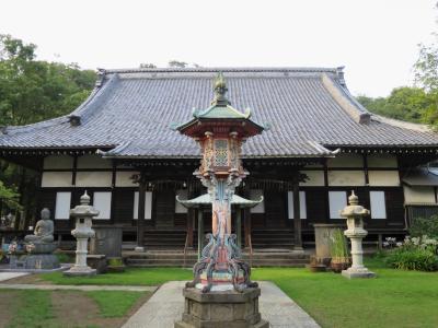 横浜・日吉 松の川緑道と古刹めぐり