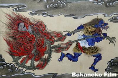 奈良怖いとこめぐり 阿日寺 ああっ 地獄絵図めぐり