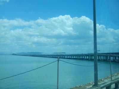 JALサファイアを目指して 那覇、バンコク、ペナン、クアラルンプールへ ⑥ ペナン島からクアラルンプール編