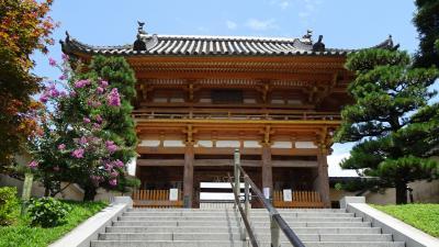 茨木市総持寺参拝。